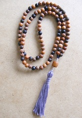 bespoke mala prayer beads