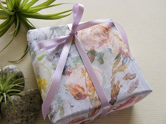 Gift Wrapping Service - Watercolour Florals