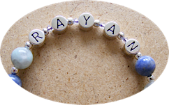 personalise your rosary