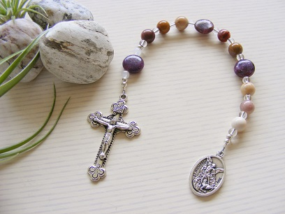 Prayer Beads to St Michael the Archangel